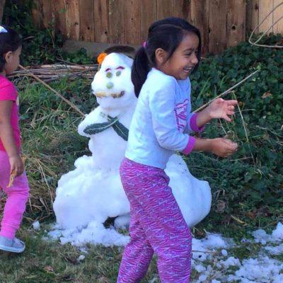 joy-snowman