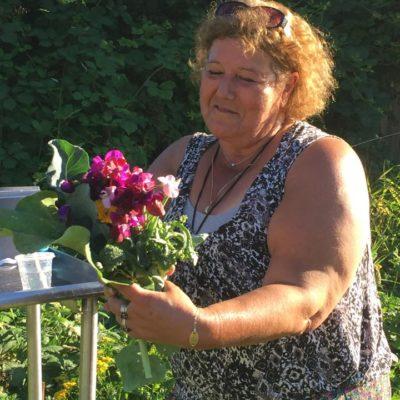 flowers-picking